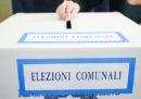 Alle 19 l'affluenza ai ballottaggi delle elezioni amministrative era del 33,38 per cento