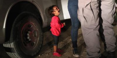 Le famiglie separate al confine con gli Stati Uniti