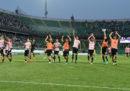 Palermo e Frosinone giocheranno la finale dei playoff di Serie B