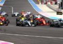 Formula 1: l'ordine di arrivo del Gran Premio di Francia