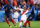 La Francia ha battuto 1-0 il Perù e si è qualificata agli ottavi di finale dei Mondiali