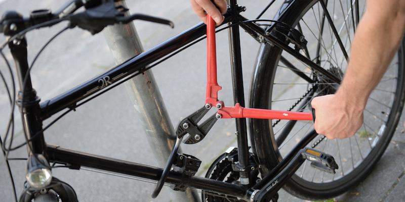 Il Miglior Lucchetto Per Legare Una Bicicletta E Proteggerla Dai Furti