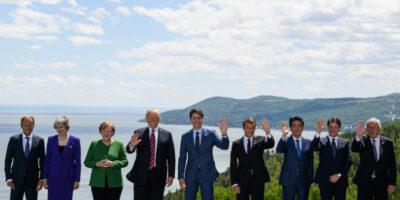 È un G7 complicato