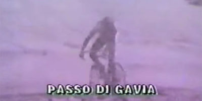 L'incredibile tappa sul Gavia