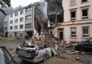 C'è stata un'esplosione in un palazzo di Wuppertal, in Germania: ci sono 4 feriti gravi