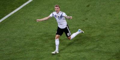 La Germania ha battuto 2-1 la Svezia nel secondo turno del Gruppo F