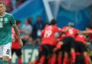 La Germania è stata eliminata dai Mondiali