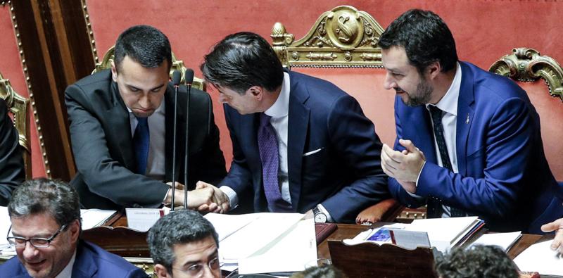 Il governo conte ha ottenuto la fiducia al senato for Leggi approvate oggi al senato