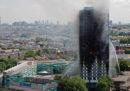C'è un'altra storia sull'incendio alla Grenfell Tower