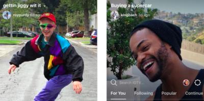 Cos'è IGTV, la nuova app per i video di Instagram