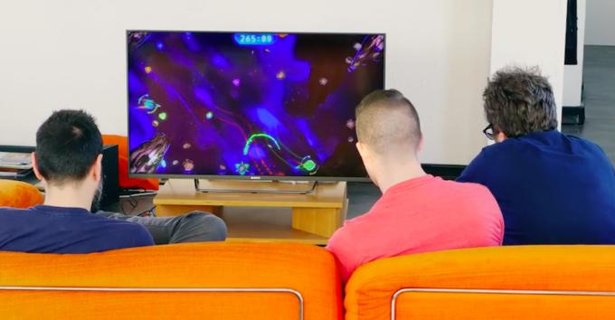Un multiplayer da divano per autarchici