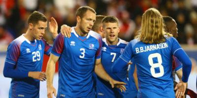 I primi Mondiali dell'Islanda