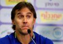 Dalla prossima stagione l'attuale allenatore della Spagna, Julen Lopetegui, allenerà il Real Madrid