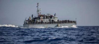 Almeno 100 morti in un naufragio al largo della Libia