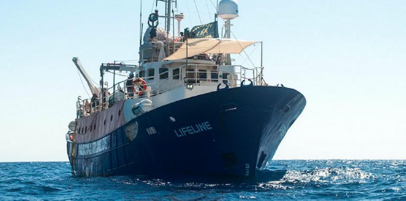 Qual è il problema con la nave Lifeline? - Il Post