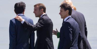 Italia e Francia continuano a litigare sulla nave Aquarius