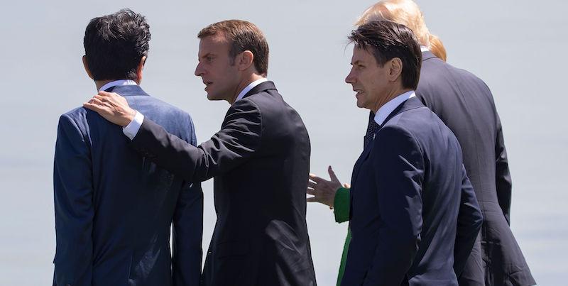 Non solo Aquarius: i fronti dello scontro con la Francia di Macron