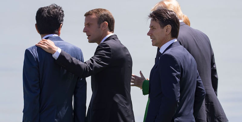 Aquarius, portavoce partito Macron linea italiana
