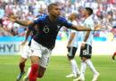 La Francia ha eliminato l'Argentina