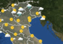 Le previsioni del tempo per domani, sabato 2 giugno