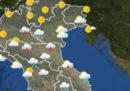 Le previsioni del tempo di domani, venerdì 22 giugno