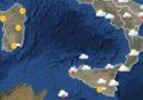 Le previsioni meteo per domani, venerdì 15 giugno