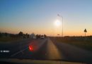Il video della meteora nel cielo della Russia