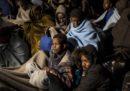 L'ONU ha imposto per la prima volta sanzioni individuali ad alcuni trafficanti di esseri umani