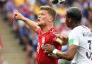 Francia e Danimarca si sono qualificate agli ottavi di finale dei Mondiali