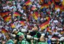 La partita più vista dei gironi dei Mondiali di calcio è stata Germania-Messico, con 215 milioni di ascolti globali