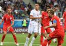 L'Inghilterra ha battuto 2-1 la Tunisia nella sua prima partita ai Mondiali 2018