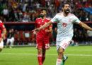 Iran-Spagna, partita del Gruppo B dei Mondiali, è finita 0-1