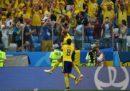 La Svezia ha battuto 1-0 la Corea del Sud con un rigore segnato dal capitano Andreas Granqvist