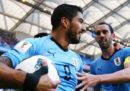 Uruguay e Russia si sono qualificate agli ottavi di finale dei Mondiali