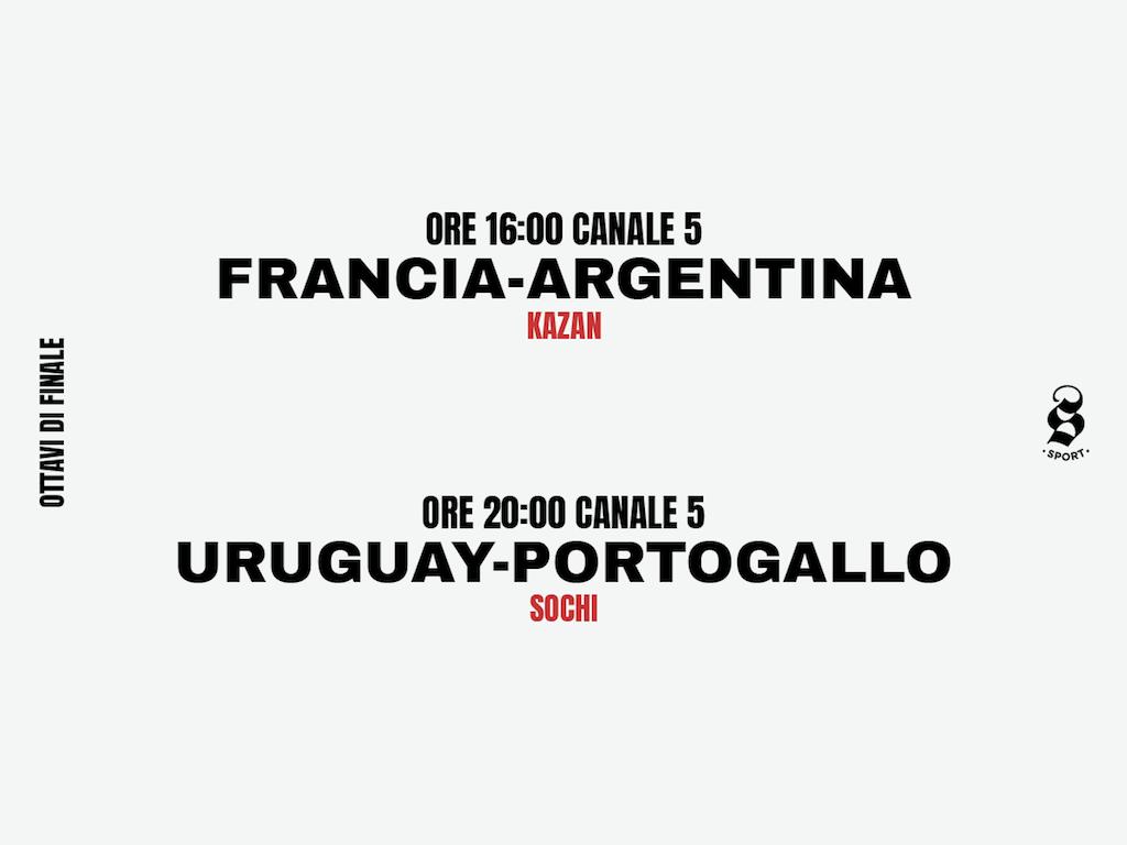 Mondiale, Uruguay-Portogallo 2-1: decide Cavani, eliminato Ronaldo