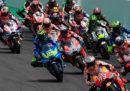 L'ordine di arrivo del Gran Premio di MotoGP di Catalogna