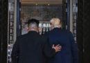L'incontro tra Trump e Kim Jong-un, in breve
