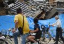 Le foto del terremoto di Osaka