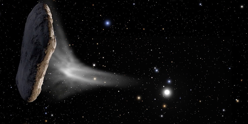 Il Misterioso Asteroide Interstellare Non Era Un Asteroide Il Post