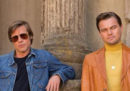 La prima foto dal nuovo film di Tarantino, con Brad Pitt e Leonardo DiCaprio