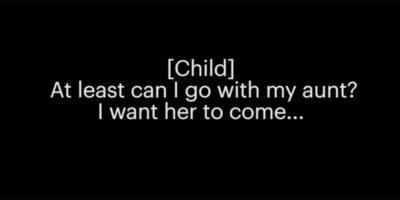 Circola un audio registrato tra i bambini tolti ai genitori, negli Stati Uniti
