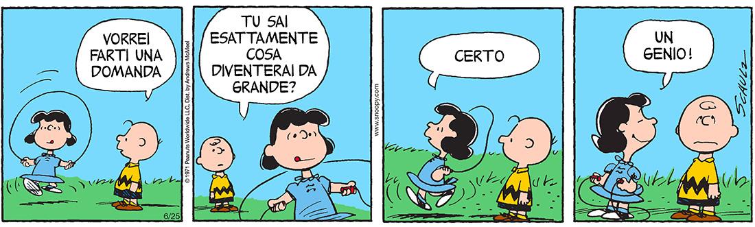 Peanuts 2018 giugno 25 - Il Post