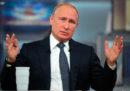 Vladimir Putin dice che la Russia non ha in programma di ritirarsi dalla Siria