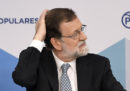 L'ex primo ministro spagnolo Mariano Rajoy ha lasciato la guida del Partito Popolare