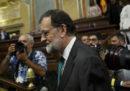 In Spagna il governo Rajoy è stato sfiduciato