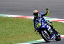 Valentino Rossi partirà in pole position nel Gran Premio del Mugello di MotoGP