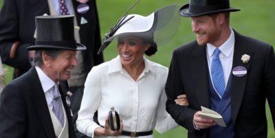 Le foto del primo giorno del Royal Ascot