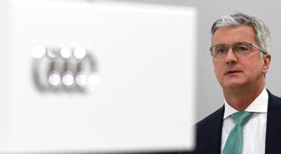 """Il CEO di Audi, Rupert Stadler, è stato arrestato in Germania nell'ambito delle indagini sul """"dieselgate"""""""