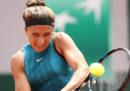 La squalifica per doping a Sara Errani è stata estesa da due a dieci mesi