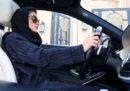 In Arabia Saudita sono state consegnate le patenti di guida a dieci donne